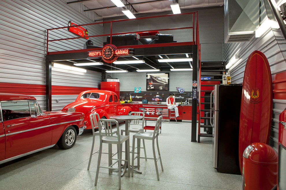 Toy Barn Storage Luxury Garage Ownership