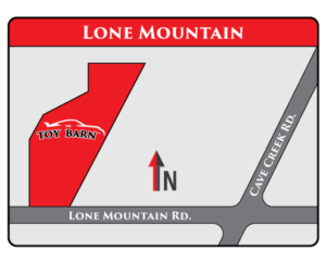 Lone Mountain, Arizona