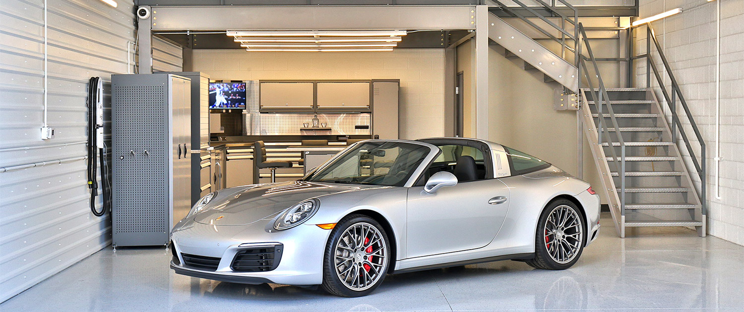 Luxury Car Garage in Scottsdale